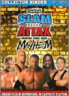 WWE - Slam Attax - Mayhem - Trading Card Game