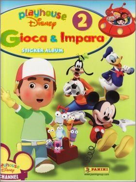 Playhouse Disney 2 - Panini - Italie