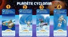 Cartes Plan�te Cyclonia