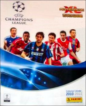 UEFA Champions League 2010-2011 Adrenalyn XL - Trading Cards