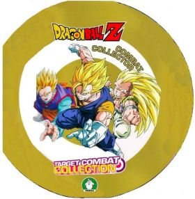 DragonBall Z Combat Collector - Target Combat Collection