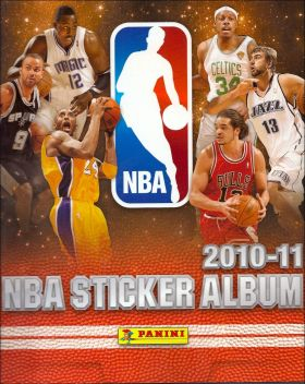 NBA - Stickers Album - 2010-11 - Panini