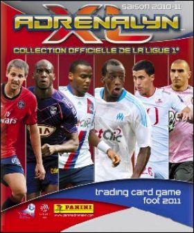 Adrenalyn XL Saison 2010-11 - Trading Card Game - France