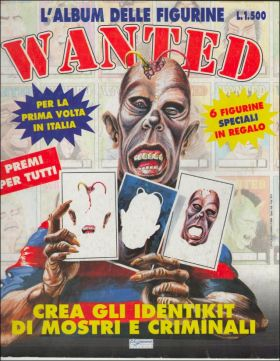 Wanted - Italie