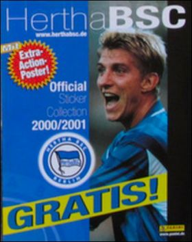 Hertha BSC 2000/2001 - Panini - Allemagne