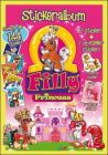 Filly Princess - Sticker Album - Mediaset - Allemagne - 2009