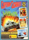 Captain Scarlet & the Mysterons - Sticker album - Merlin  GB