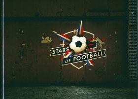 Stars of Football - Stickers - Pays-Bas