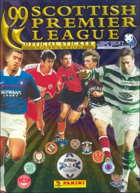 Scottish Premier League 99 - Angleterre