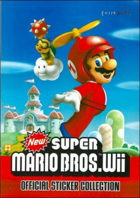 New Super Mario Bros. Wii - Emax - France