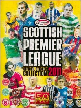 Scottish Premier League 2011 - Ecosse