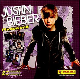 Justin Bieber PhotoWorld - Photocards