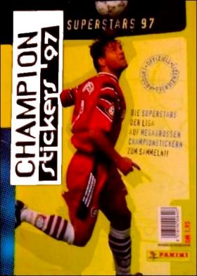 Champions Stickers  97 - Allemagne