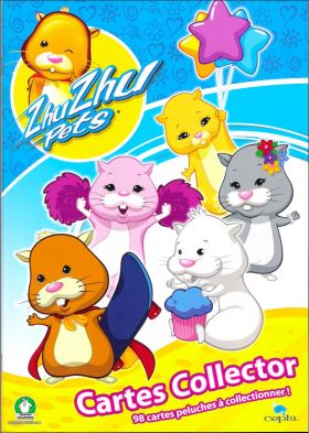 Zhuzhu Pets - Cartes collector - Preziosi - France