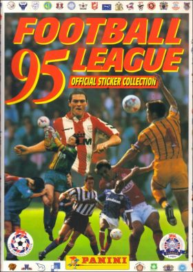 Football  League 95 - Angleterre - 1�re Partie