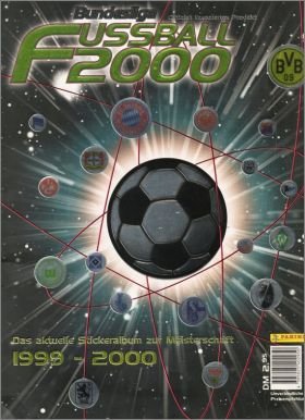 Fussball 2000 (1999-2000) - Panini - Allemagne