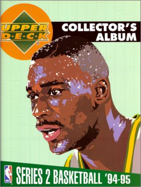 NBA Basketball Collector's Choice 1994-95 - Série 2