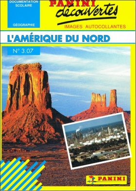N� 3.07 : L'Am�rique du Nord - France