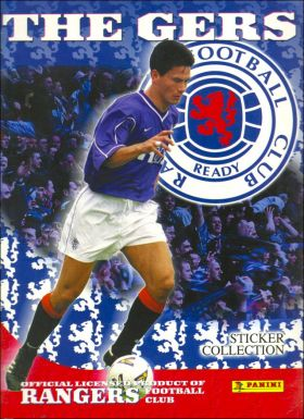 THE GERS - Rangers Football Club - Angleterre