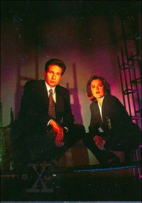 The X Files - Trading Cards - Saison 2 - Anglais