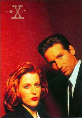 The X Files - Trading Cards - Saison 3 -