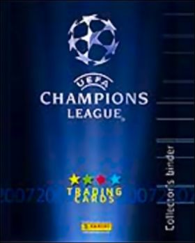 UEFA Champions League 2006/2007 - Trading Cards