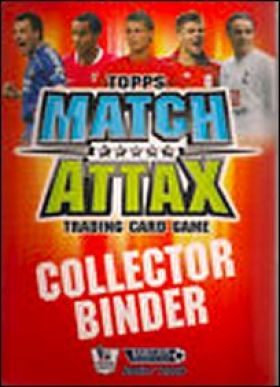 Match Attax 2007-2008 – Trading Cards - Angleterre