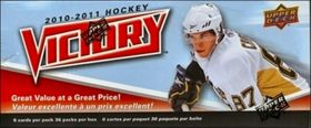 Hockey 2010/2011 Upper Deck Victory - Cards - anglais