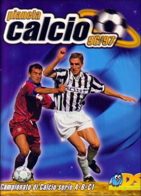 Pianeta Calcio 96/97 - DS Sticker collections - Italie