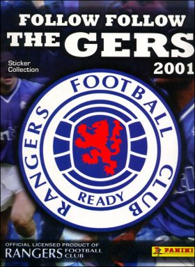 Follow Follow The GERS 2001 - Rangers F.C - Angleterre