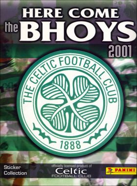Here Come The Bhoys 2001 -  Celtic F.C - Angleterre