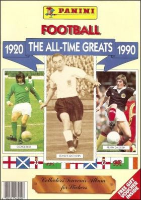 Football - The All-Time Greats - 1920-1990