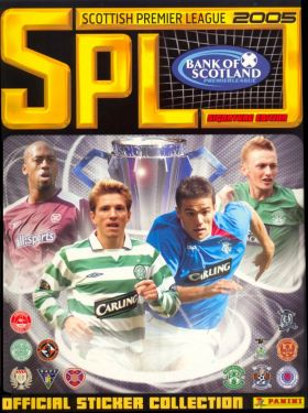 Scottish Premier League 2005 - Angleterre
