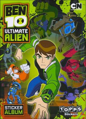 Ben 10 - Ultimate Alien - Topps
