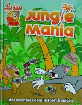 Jungle Mania - Les Défis de Tom et Jerry - Auchan - France