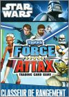 Star Wars Force Attax - Tradings cards Topps - Français