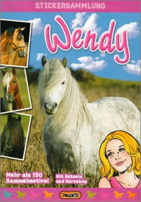 Wendy - Sticker album - Emax - Allemagne - 2011