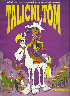 Talicni Tom - Lucky Luke