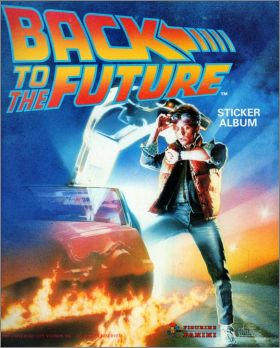 Back to the Future / Retour vers le futur - Figurine Panini