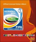 Germany 2011 - FIFA Women's World Cup - Panini - Allemagne