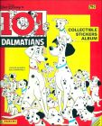 101 dalmatians - Sticker Album - Panini - 1995 Canada / USA