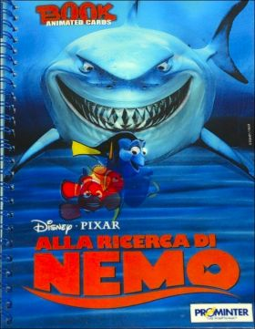Nemo - Animated Cards  (Disney, Pixar) Prominter - Italie