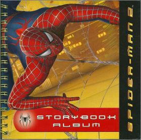 Spider-man 2 - Storybook album