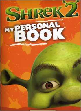 Shrek 2 - Animated Cards - Prominter - Italie