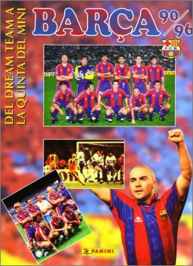 Barça 90 - 96 - Dream Team  - Trading cards - Espagne