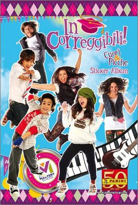 In Correggibili ! - Sticker Album - Panini - 2011