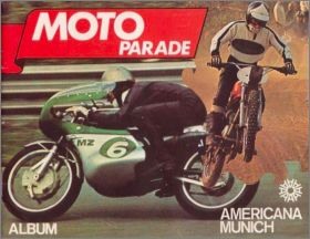Moto Parade Album Americana - France
