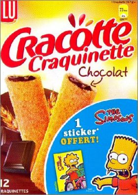The Simpsons / Les Simpson - Cracotte / Craquinette