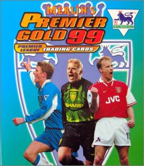 Premier Gold 99 premier league - Trading cards - Merlin