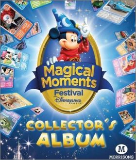 Magical Moments Festival Disneyland  Morrisons Royaume Uni